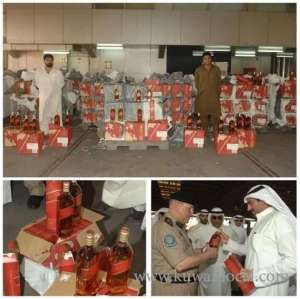 6000-bottles-of-alcohol-seized_kuwait