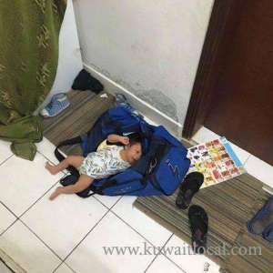 baby-found-in-front-of-apartment-in-farwaniya_kuwait