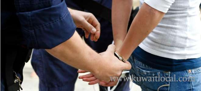 25-women-arrested-in-raid_kuwait