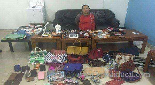 egyptian-arrested-for-robbing-asians_kuwait