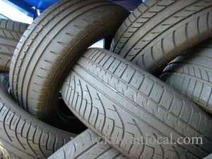 owner-arrested-while-trying-to-sell-150-used-tires-as-new-tires-in-shuwaikh_kuwait
