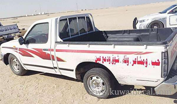 4-citizens-driving-recklessly-arrested_kuwait
