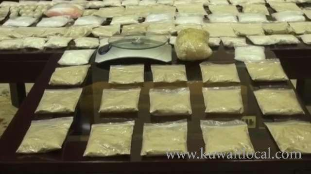 expat-arrested-with-3-kgs-heroin-and-10000-narcotic-pills_kuwait