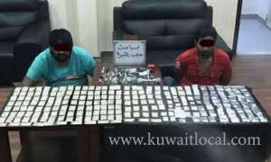 2-indians-arrested-with-heroin-and-shabu_kuwait