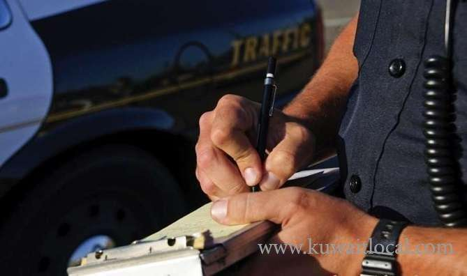 country-plans-to-increase-traffic-fine-from-january_kuwait