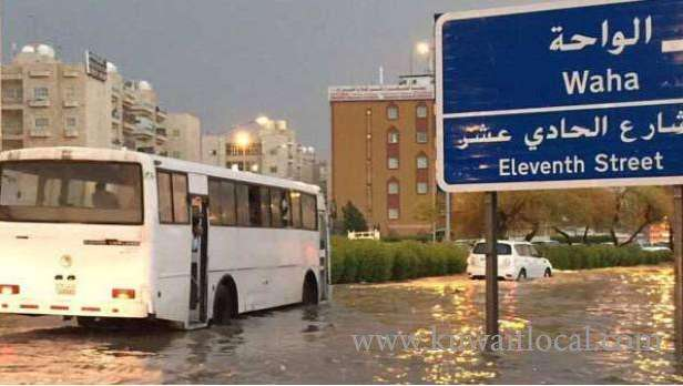 kuwait-fire-service-directorate-gears-up-for-rainy-season-,-expected-floods_kuwait