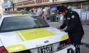 1,464-traffic-tickets-issued-in-hawally-campaign_kuwait