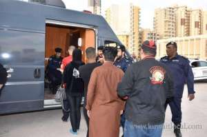 160-individuals-arrested-in-mahboula-security-campaign_kuwait