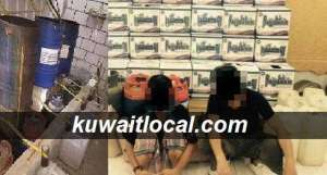 local-liquor-factory-busted-in-wafra_kuwait