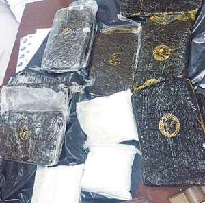 9-kg-drugs-found-at-abdali-check-point_kuwait