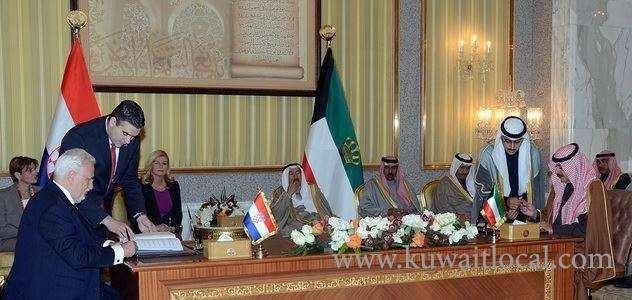 kuwait-and-croatia-on-sunday-signed-an-agreement-on-mutual-visa-exemption_kuwait