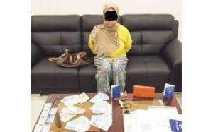 a-38-year-old-kuwaiti-woman-arrested-by-officers-for-several-fraud-cases_kuwait