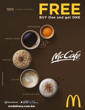 buy-one-and-get-one-free in kuwait