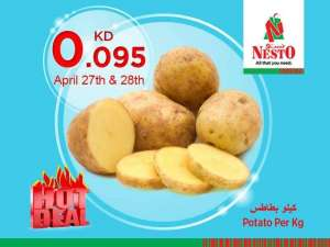 nesto-month-end-hot-deal in kuwait