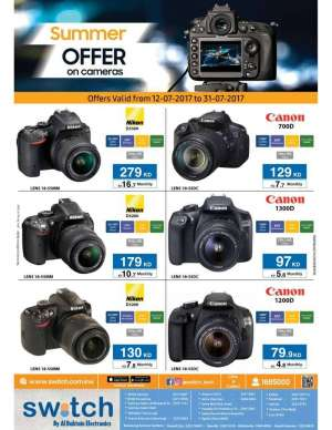 summer-offers-on-cameras in kuwait