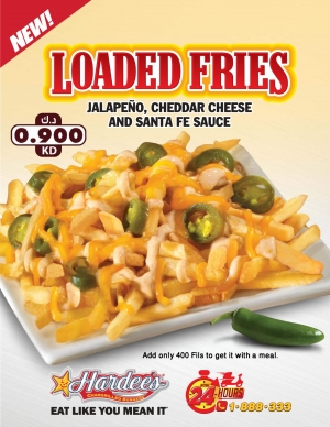 loaded-fries in kuwait