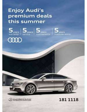enjoy-audi's-premium-deals-this-summer in kuwait