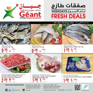 weekday-fresh-deals in kuwait