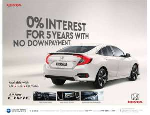 honda-civic-offer in kuwait