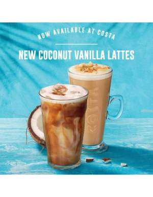 new-coconut-vanilla-latte in kuwait
