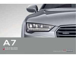 audi-a7-sportback-and-audi-s7-sportback-catalog in kuwait
