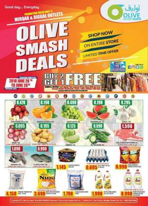 olive-smash-deals in kuwait