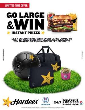 go-large-and-win-instant-prizes in kuwait