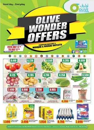 olive-wonder-offers in kuwait