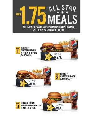 all-star-meals in kuwait