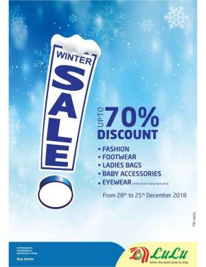 winter-sale in kuwait