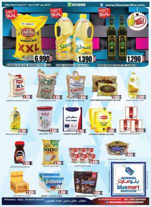 blue-mart-offers in kuwait