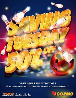 saving-tuesday-at-cozmo in kuwait