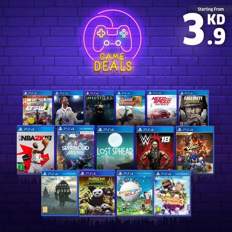 offer-on-ps4-games-kuwait