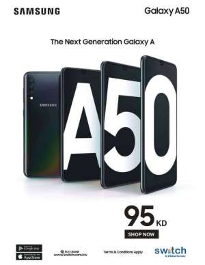 samsung-galaxy-a50-offer in kuwait