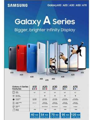 galaxy-a-series in kuwait