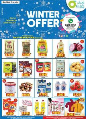 olive-winter-offers in kuwait