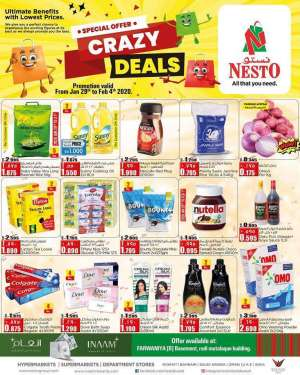 crazy-deals in kuwait