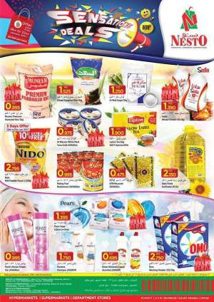 nesto-sensational-deals in kuwait