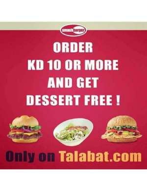 smashburger-offers in kuwait
