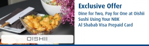 dine-for-two,-pay-for-one in kuwait
