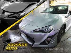 fix-and-paint-dented-parts-kuwait